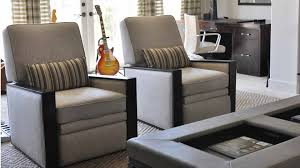 plush home concorde swivel reclining chair