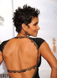 back view of halle berry hair halle berry pictures images photos