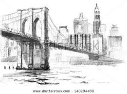bridge sketch stock images royalty free images u0026 vectors