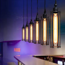 nordic american industrial pendant lights warehouse style