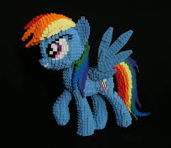 equestria daily mlp stuff 3 700 piece lego rainbow dash