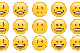 Smiley Face Meme - study using emojis in a work email makes you seem incompetent