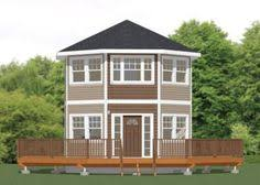 Buttercup Guest House 780 Sq Ft Cottage With A Bedroom And 20x20 Home Plans