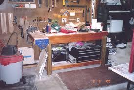 awesome garage workbench garage workbench designs ideas other gallery for garage workbench designs ideas