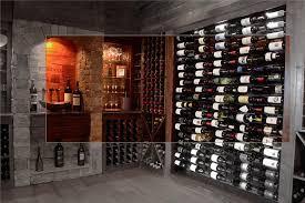 vintage view florida metal wine cellar racks custom u0026 kit