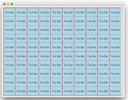 javafx grid layout exle jdk 8094332 gridpane percentage layout bug since javafx 8u40 java