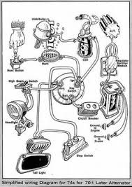 harley davidson shovelhead wiring diagram electrical concepts