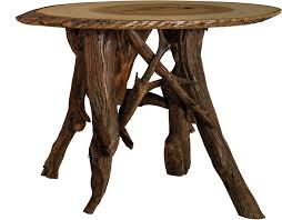 Driftwood Sofa Table by Rustic Oval Sofa Table Driftwood Base Norman U0027s Handcrafted