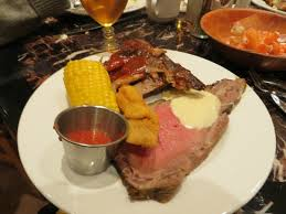 roast beef picture of falls buffet at snoqualmie