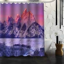 Winter Shower Curtains Buy Winter Shower Curtains And Get Free Shipping On Aliexpress