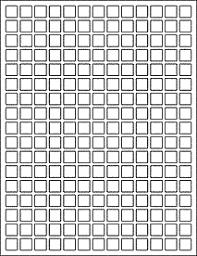 small square labels half inch square label ol2050 0 5