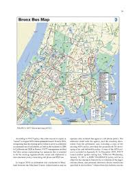 Mta Queens Bus Map Chapter Four Case Examples Transit Bus Operator Distraction