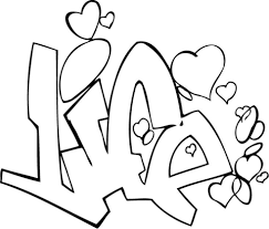 life graffiti coloring page free printable coloring pages