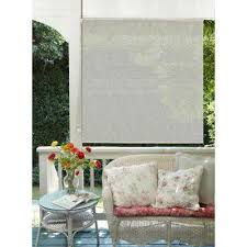 Roll Up Sun Shades For Patios Outdoor Shades Shades The Home Depot