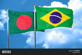 Brazil Flag Image Bangladesh Flag Brazil Flag 3d Image U0026 Photo Bigstock