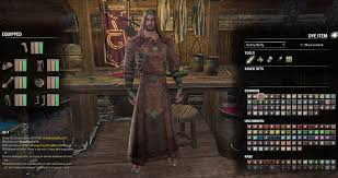 eso dyes u2013 they u0027re here and they are fantastic elder scrolls