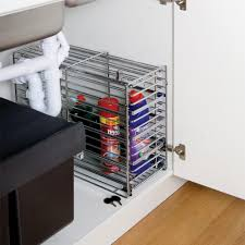 Under Sink Kitchen Cabinet Under Sink Kitchen Organizer Ikea 2 Different Butcher Block
