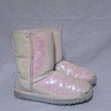ugg womens boots pink ugg sparkles i do ebay