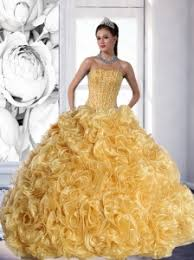 2015 quinceanera dresses gold color quinceanera dresses quince gowns in gold sweet 16 dresses