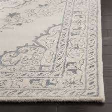 Light Gray Area Rug Safavieh Rectangular Traditional Area Rug In Light Gray 10 Ft L