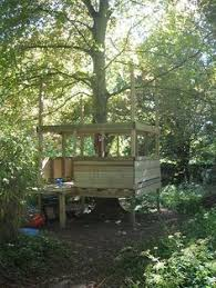 Simple Backyard Tree Houses by Simple Tree House Jpg 600 917 Treehouse Pinterest Tree