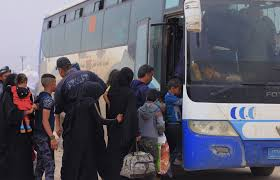 Buses To Six Flags Nj Iraqis Struggle To Survive After Being Freed From Isis Video