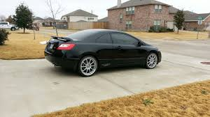 2009 honda civic tire size post up your civic w rims pics info only page 247