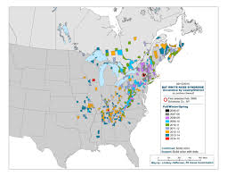 Stl Metro Map Bat Conservation The Focus Of International Meeting This Week In
