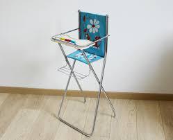 chaise haute poup e chaise haute poupée vintage le vintage dans la peau