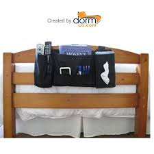 Bunk Bed Caddy Headside Storage Caddy Black Home Kitchen