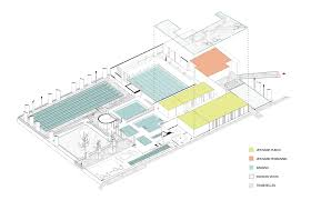 Architectural Diagrams Gallery Of Aquatic Centre Louviers Drd Architecture 21