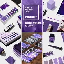 purple reign pantone s color of the year for 2018 limited edition color guide pantone color of the year 2018 ultra