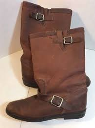 womens brown leather boots canada ll bean mid calf brown leather boots canada s size 6m