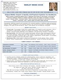 healthcare resume sample healthcare resume example sample