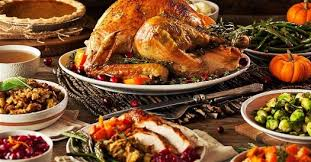 thanksgiving table on the florida suncoast
