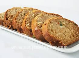 farm house fruit cake non vegetarian recipe by master chef sanjeev
