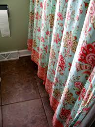 flashback friday bathroom spruce up home everyday and this adorable amy butler shower curtain i got a bed bath and beyond on clearance and with a 20 off coupon ca ching