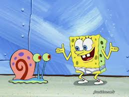 spongebob and gary snail spongebob wallpapers cute spongebob