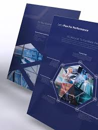 brochure design software 30 really beautiful brochure designs templates for inspiration