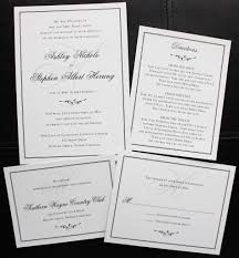 14 dreaded plain wedding invitations you must see theruntime com