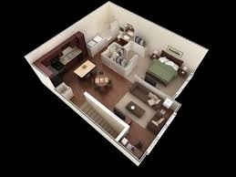 Studio Loft Apartment Floor Plans by Studio 1 Bath 623 Sf Grand Overlook Apartment At Springs At