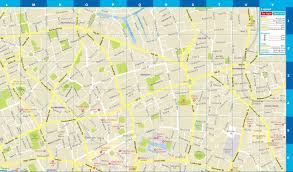 London Zip Code Map by Lonely Planet London City Map Travel Guide Lonely Planet