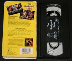 Barney Backyard Show U0026 The Backyard Gang The Backyard Show Vhs Sandy Duncan Rare On