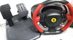 volante per xbox one thrustmaster volante pedaliera clasf