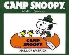 camp snoopy nickelodeon runs show mall america