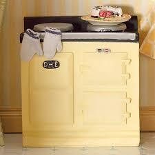 the dolls house emporium aga style cream stove