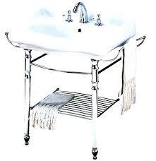 pedestal sink with legs pedestal sink with metal legs sink legs bathrooms design console