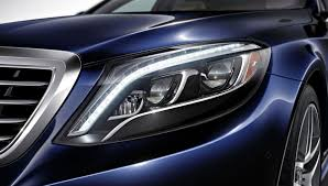 mercedes headlights exquisite style and performance mark the 2017 mercedes benz s 600