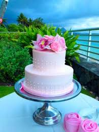 cateringconnection hawaii oahu wedding cake catering