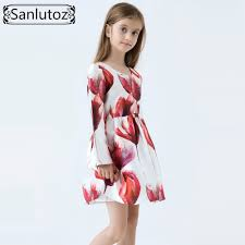 online get cheap winter floral dress kids aliexpress com